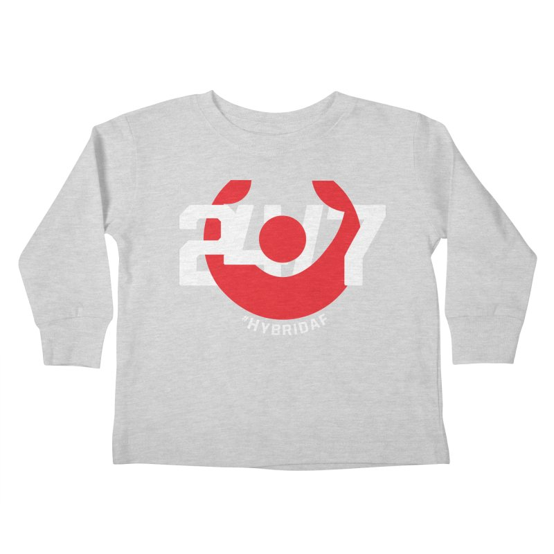 24/7 Hybrid Kids Toddler Longsleeve T-Shirt by HybridAF Shop