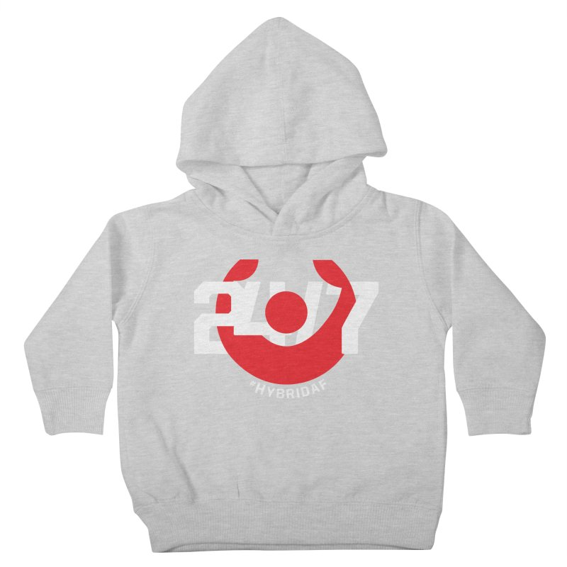 24/7 Hybrid Kids Toddler Pullover Hoody by HybridAF Shop