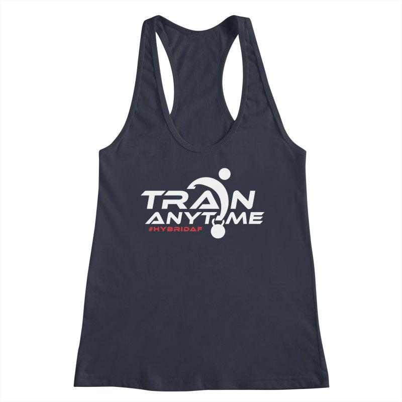 Train Anytime Women's Tank by HybridAF Shop
