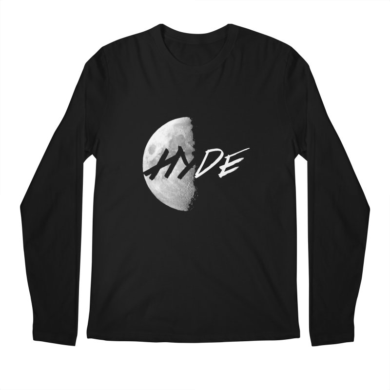 Hyde Men's Regular Longsleeve T-Shirt by Hyde's Artist Shop