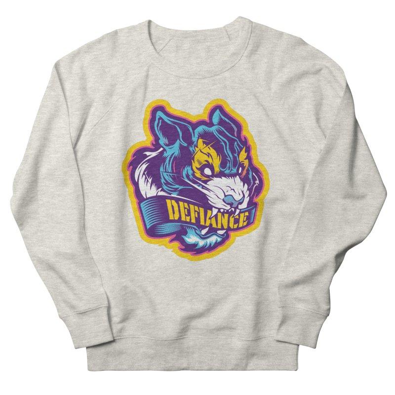 Defiance Tiger Women's Sweatshirt by HYDRO74