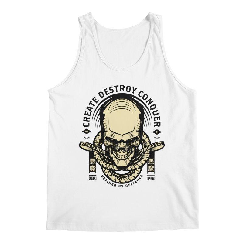 Destroy v2 Men's Tank by HYDRO74