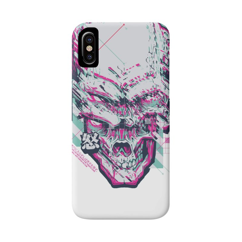 R3B00T Accessories Phone Case by HYDRO74
