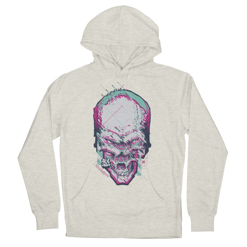 R3B00T Men's French Terry Pullover Hoody by HYDRO74