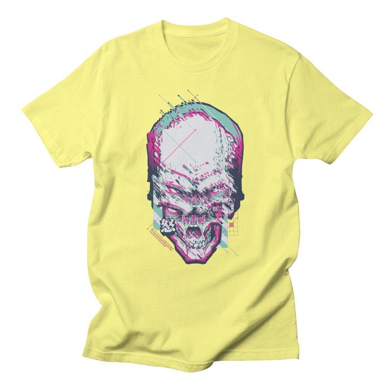 R3B00T Men's T-Shirt by HYDRO74