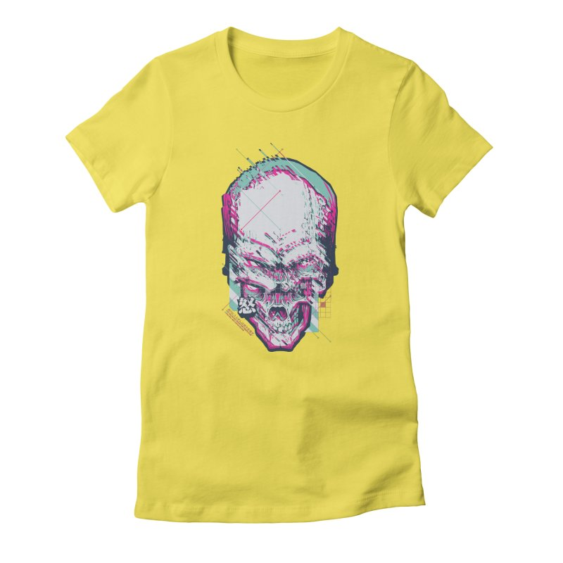 R3B00T Women's T-Shirt by HYDRO74