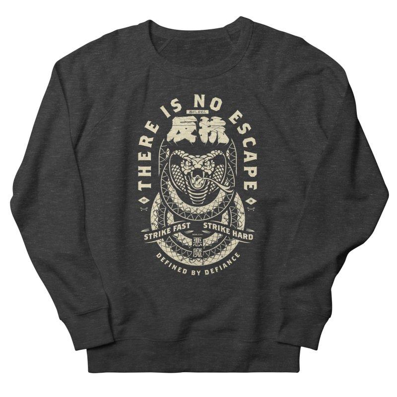 Strike Hard. Women's Sweatshirt by HYDRO74