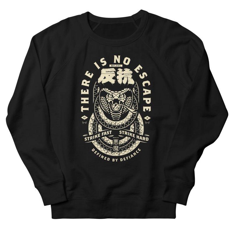 Strike Hard. Men's Sweatshirt by HYDRO74