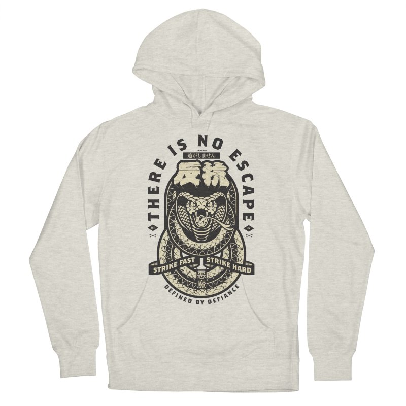 Strike Hard Men's French Terry Pullover Hoody by HYDRO74
