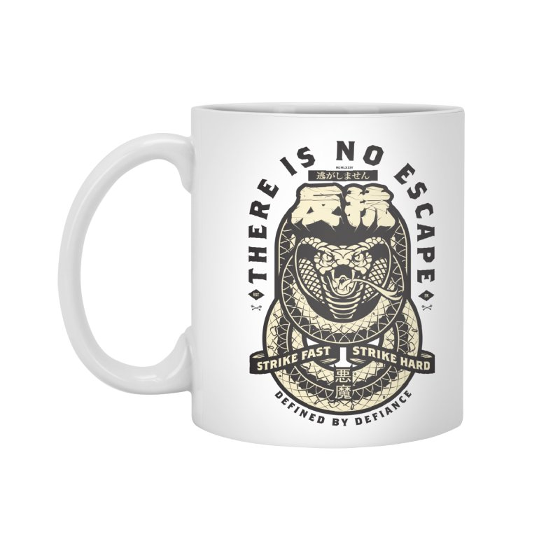 Strike Hard Accessories Mug by HYDRO74