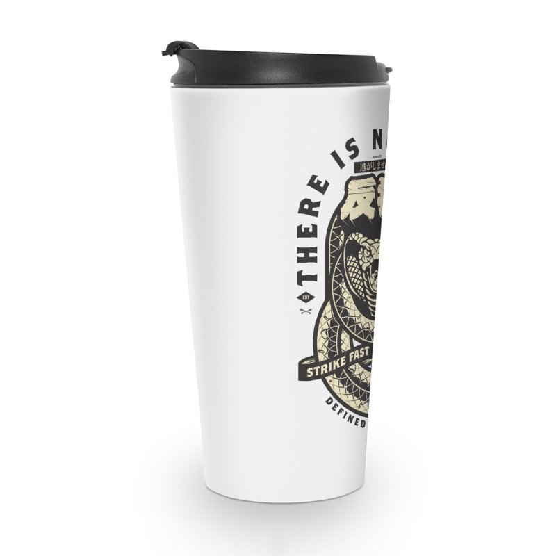 Strike Hard Accessories Travel Mug by HYDRO74