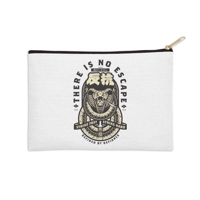 Strike Hard Accessories Zip Pouch by HYDRO74