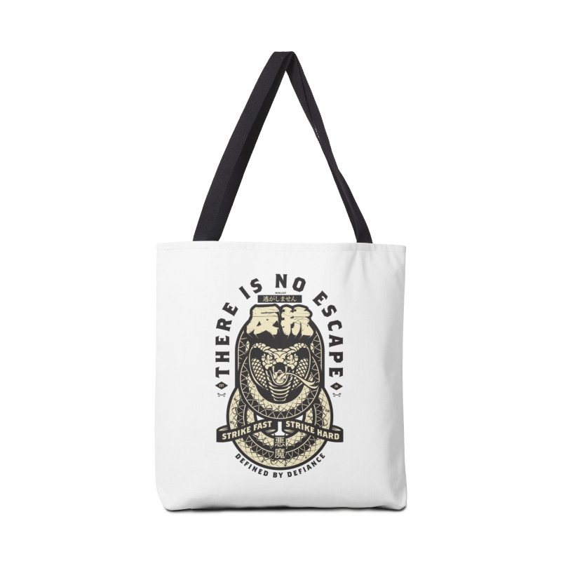 Strike Hard Accessories Tote Bag Bag by HYDRO74