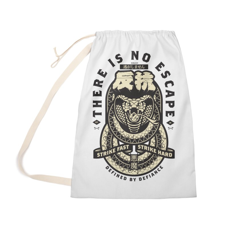 Strike Hard Accessories Laundry Bag Bag by HYDRO74