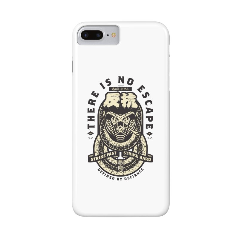 Strike Hard Accessories Phone Case by HYDRO74