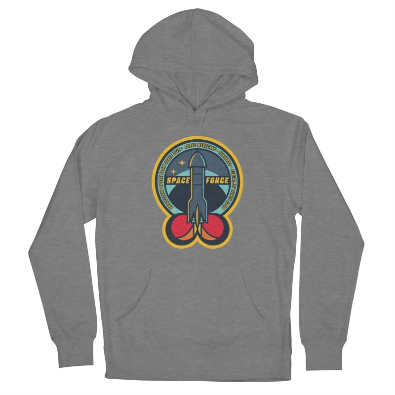 SPACE FORCE Women's Pullover Hoody by HYDRO74