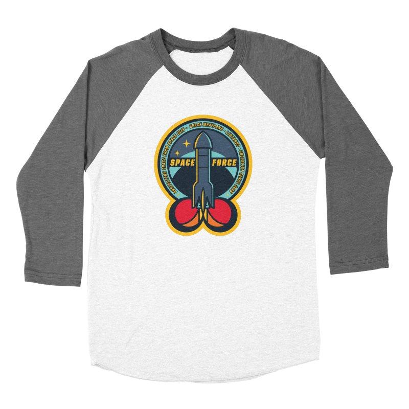 SPACE FORCE Women's Longsleeve T-Shirt by HYDRO74