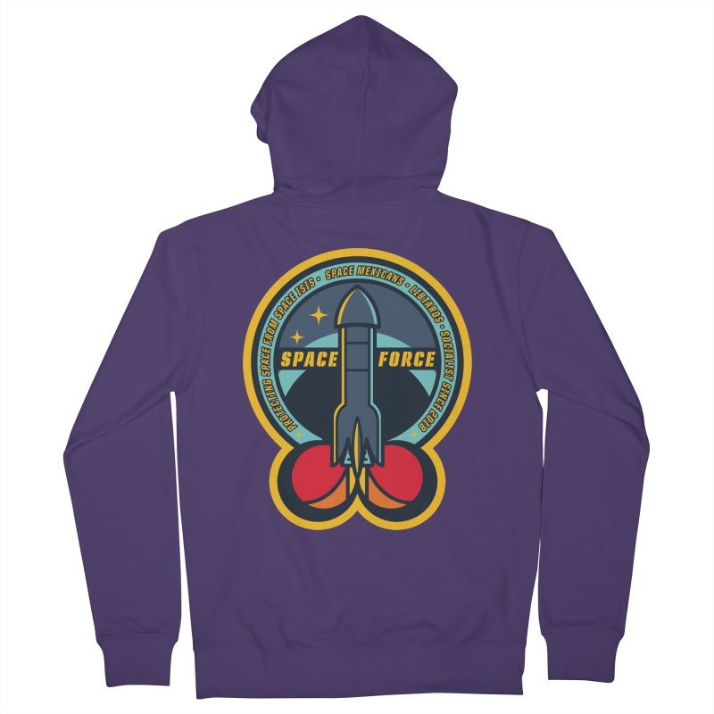 SPACE FORCE Women's Zip-Up Hoody by HYDRO74