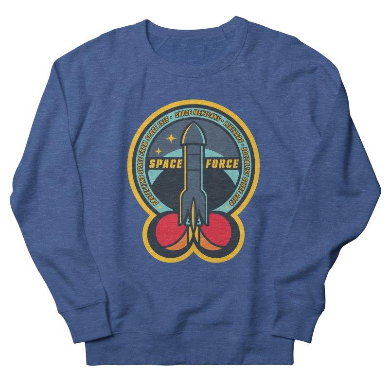 SPACE FORCE Men's Sweatshirt by HYDRO74