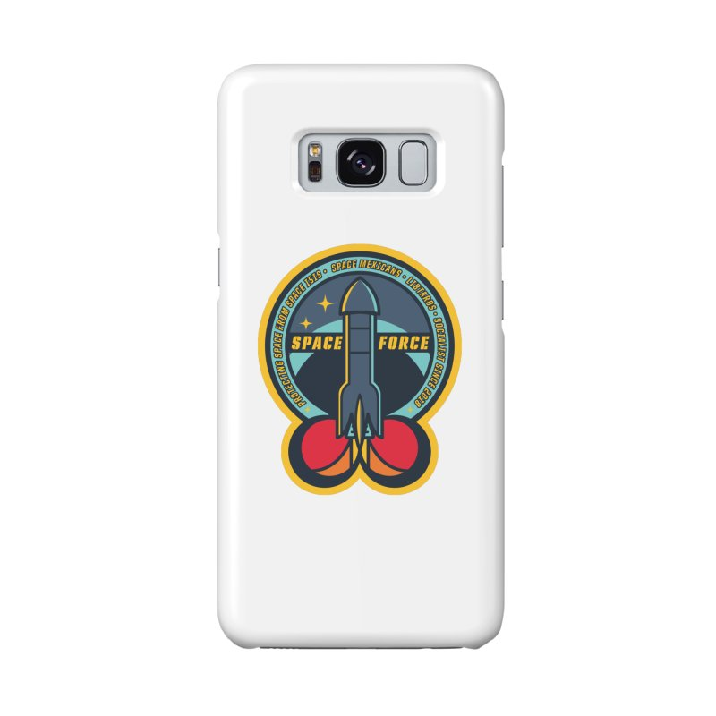 SPACE FORCE Accessories Phone Case by HYDRO74