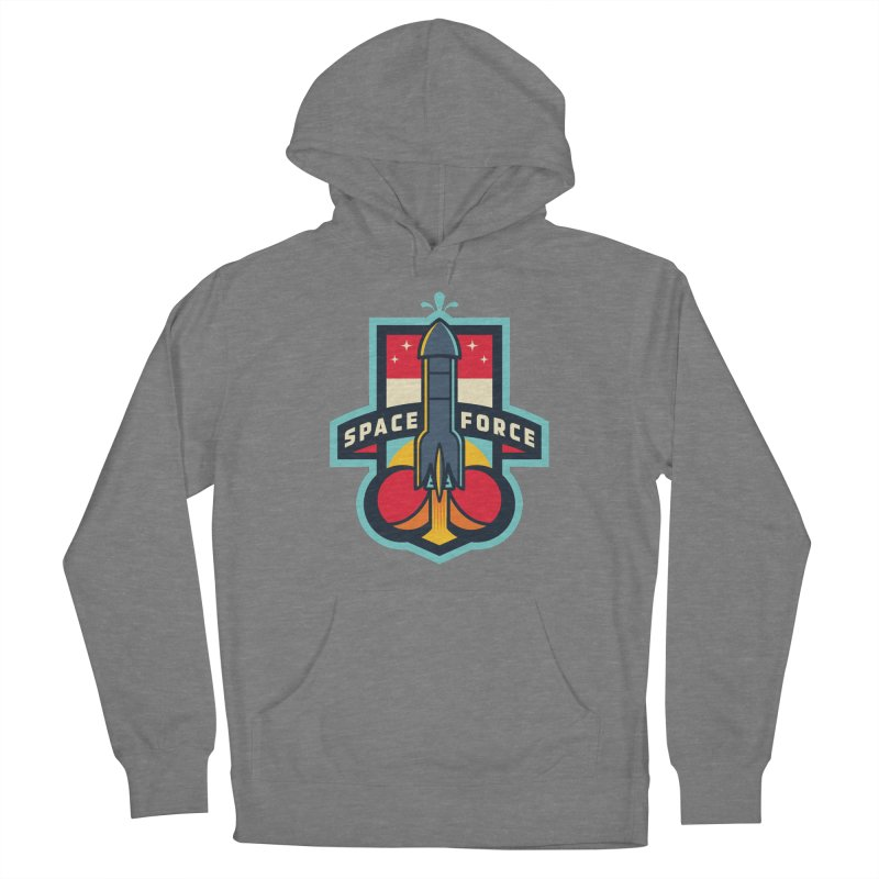SPACE FORCE II Women's Pullover Hoody by HYDRO74