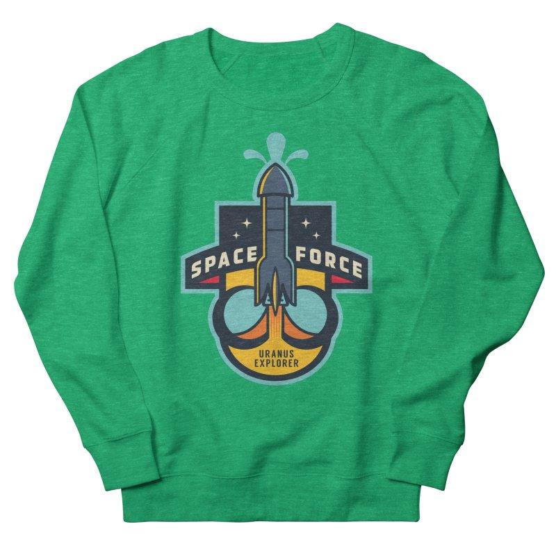SPACE FORCE III Women's Sweatshirt by HYDRO74
