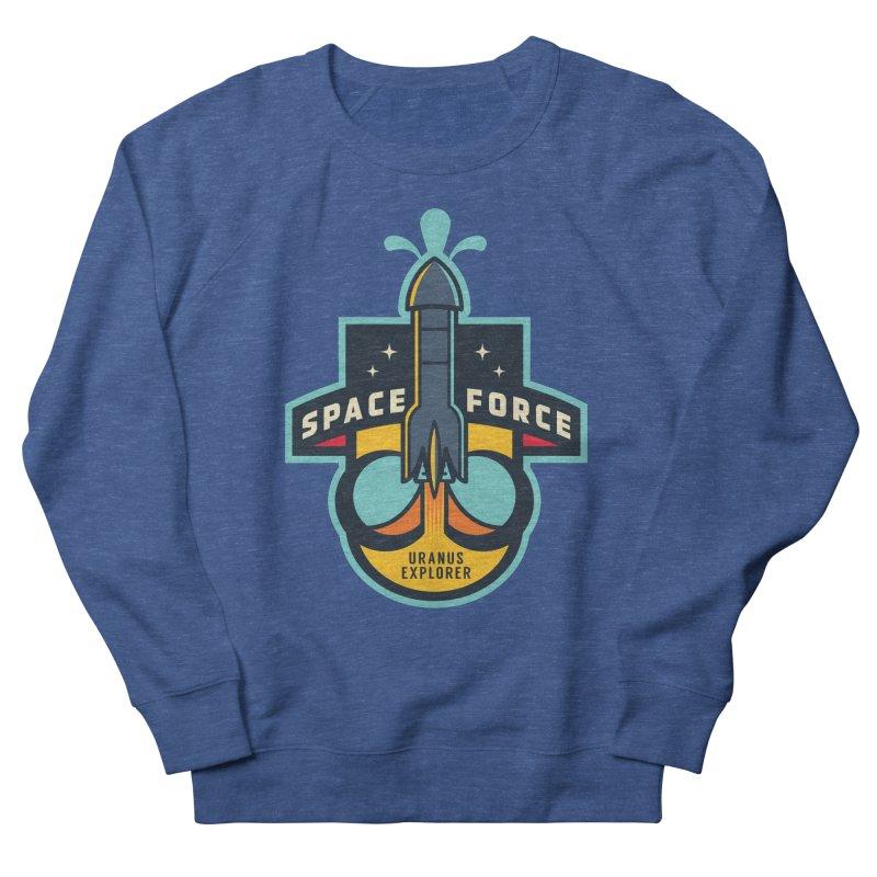 SPACE FORCE III Men's Sweatshirt by HYDRO74