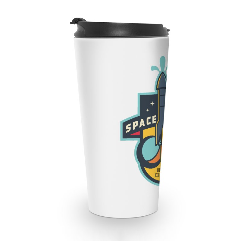 SPACE FORCE III Accessories Travel Mug by HYDRO74
