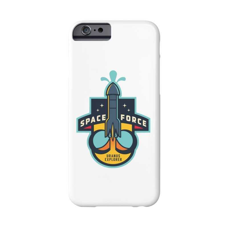SPACE FORCE III Accessories Phone Case by HYDRO74