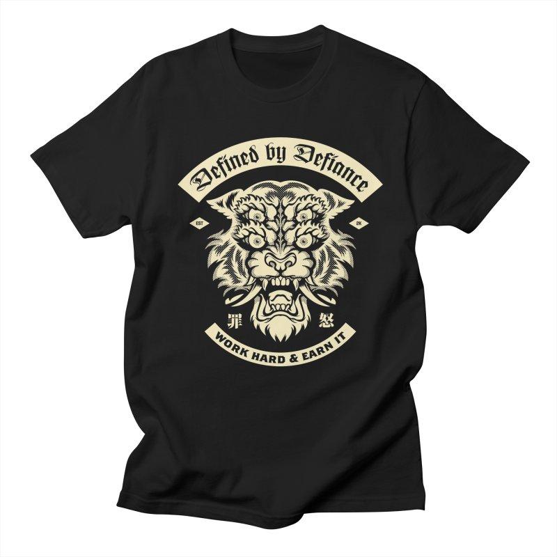 Earn It Men's Regular T-Shirt by HYDRO74