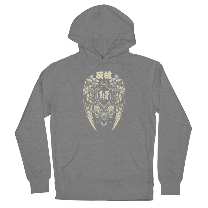 Defiance Eagle Women's Pullover Hoody by HYDRO74