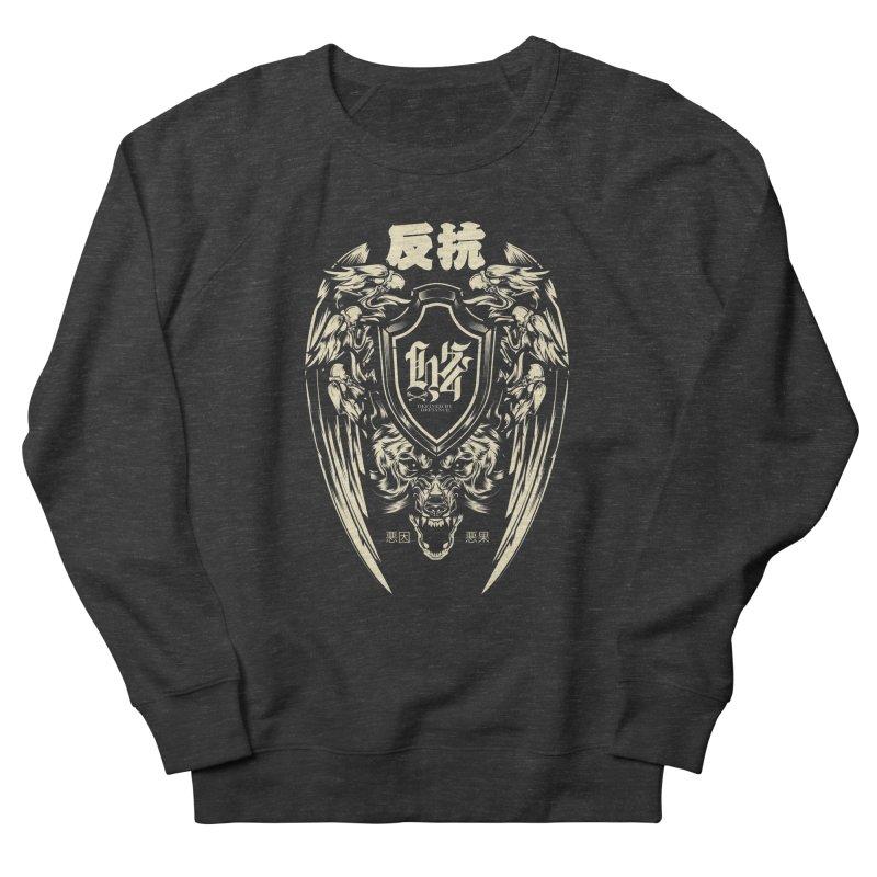 Defiance Eagle Women's Sweatshirt by HYDRO74