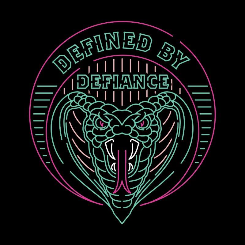 Defiance Neon Men's Tank by HYDRO74