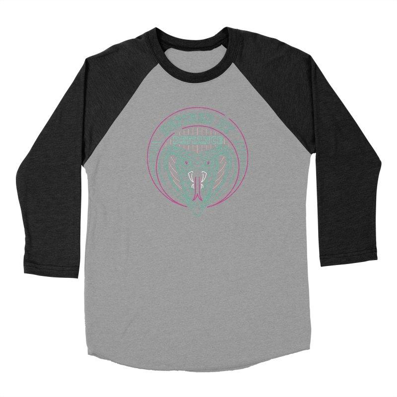 Defiance Neon Women's Longsleeve T-Shirt by HYDRO74