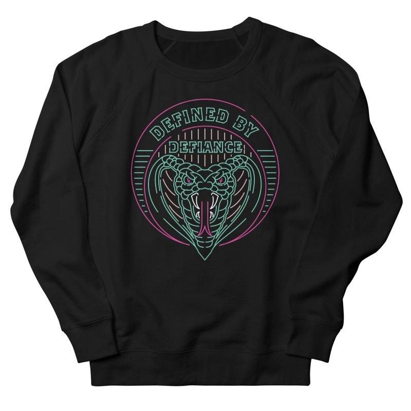 Defiance Neon Women's Sweatshirt by HYDRO74