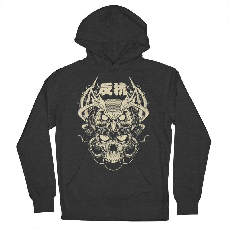 Owl Men's Pullover Hoody by HYDRO74