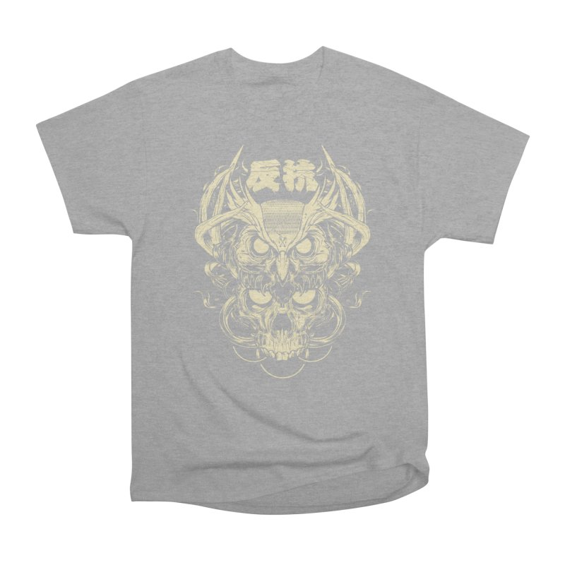 Owl Men's T-Shirt by HYDRO74