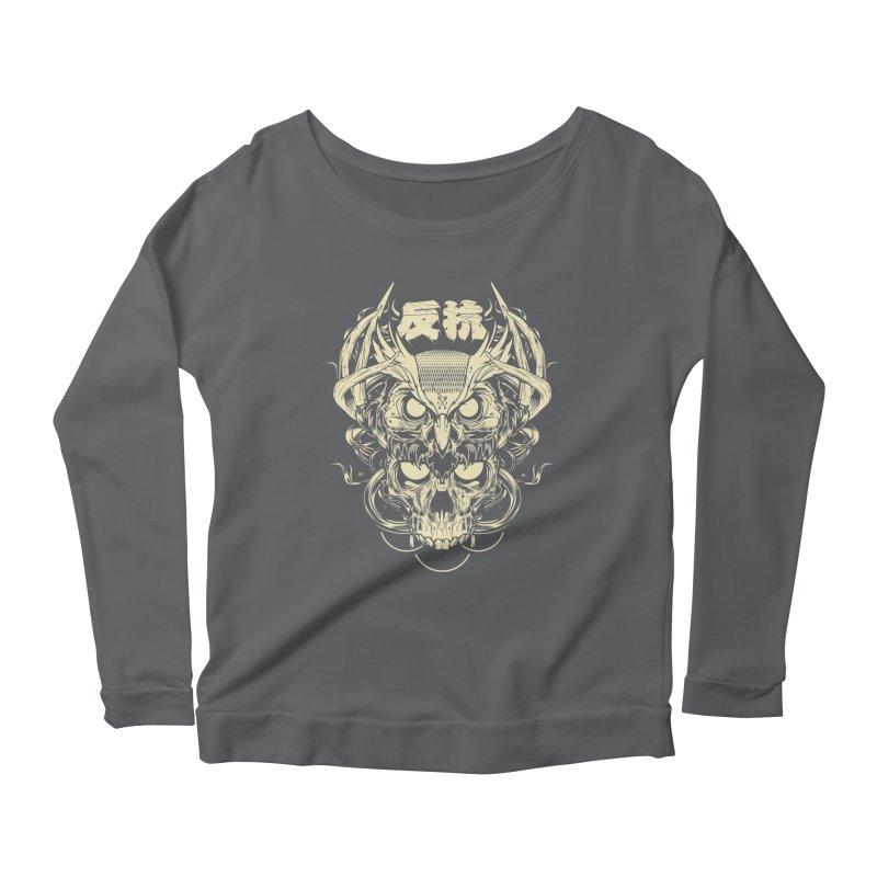 Owl Women's Longsleeve T-Shirt by HYDRO74