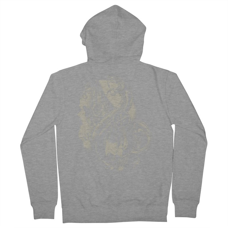 Gypsy Men's French Terry Zip-Up Hoody by HYDRO74