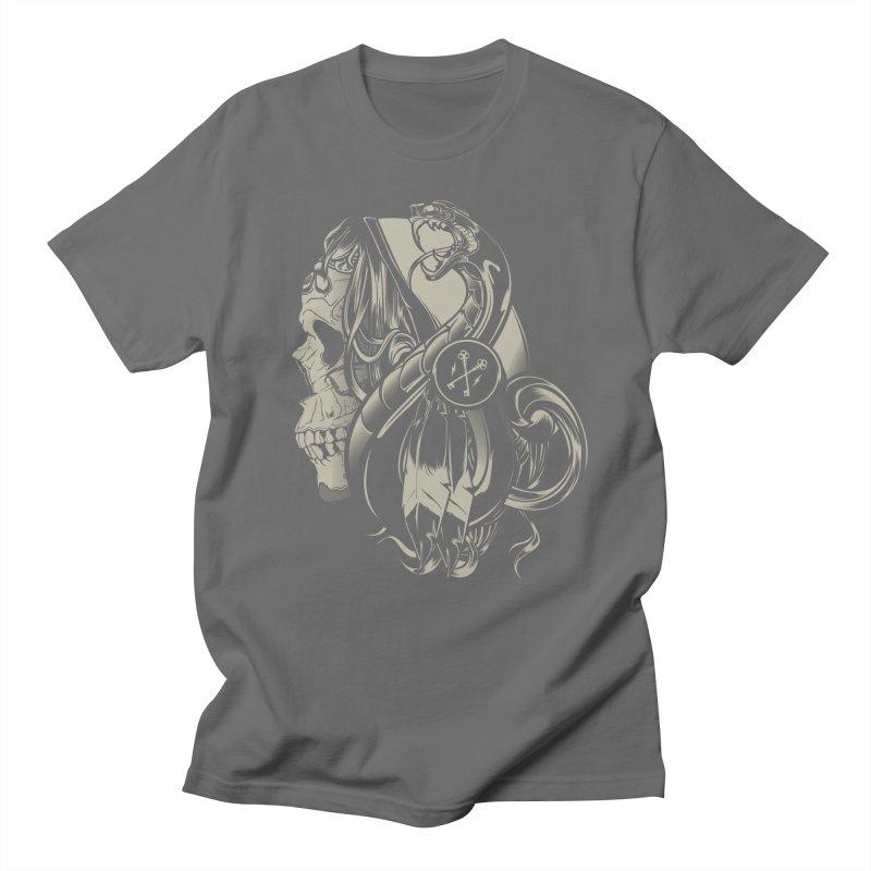 Gypsy Men's Regular T-Shirt by HYDRO74