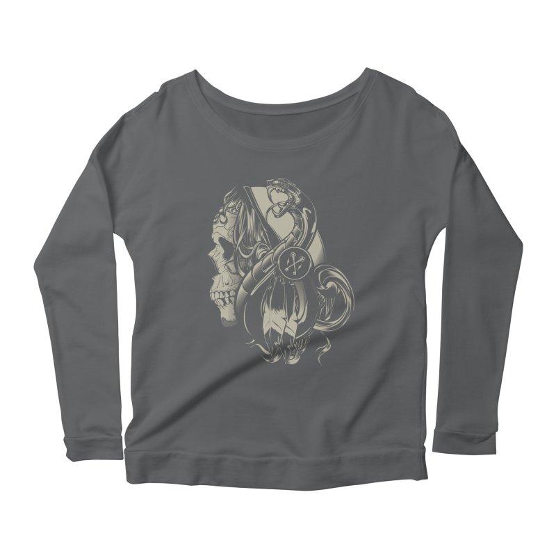 Gypsy Women's Longsleeve T-Shirt by HYDRO74