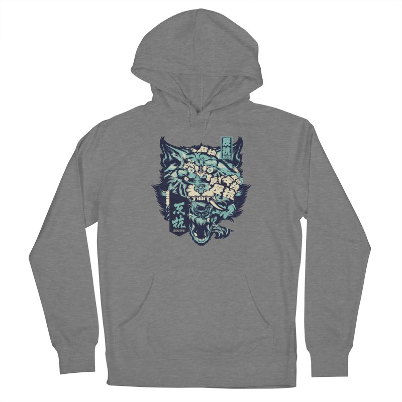 Defiance Anger Women's Pullover Hoody by HYDRO74