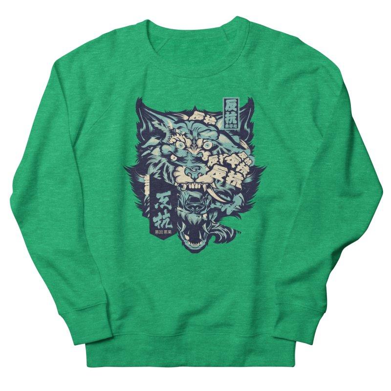 Defiance Anger Women's Sweatshirt by HYDRO74