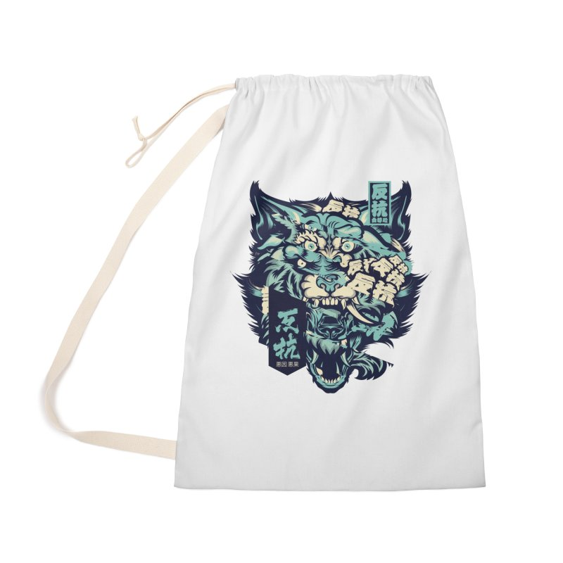 Defiance Anger Accessories Bag by HYDRO74