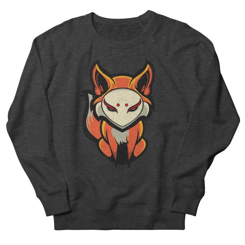 Kitsune Women's Sweatshirt by HYDRO74