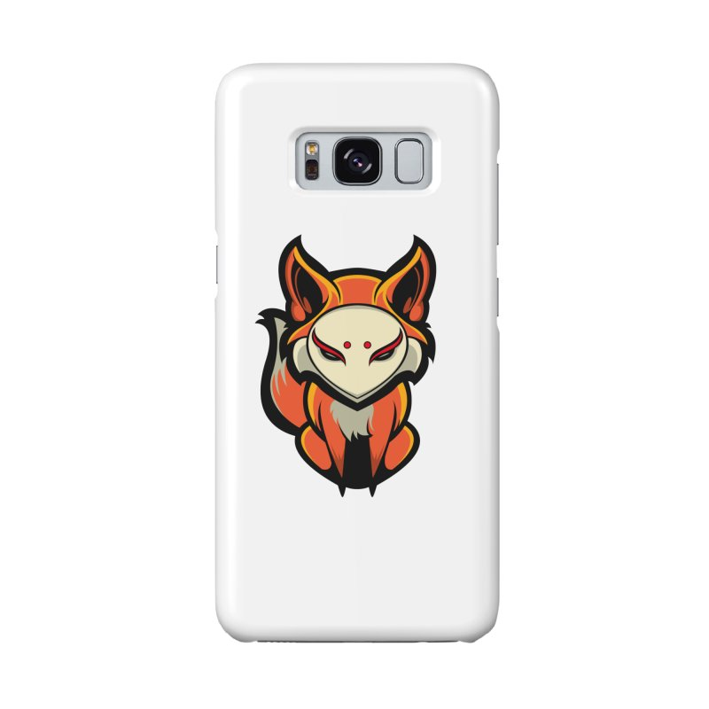 Kitsune Accessories Phone Case by HYDRO74