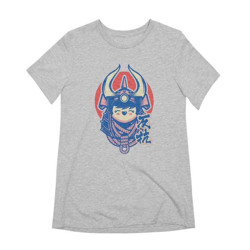 Kawaii Women's Extra Soft T-Shirt by HYDRO74