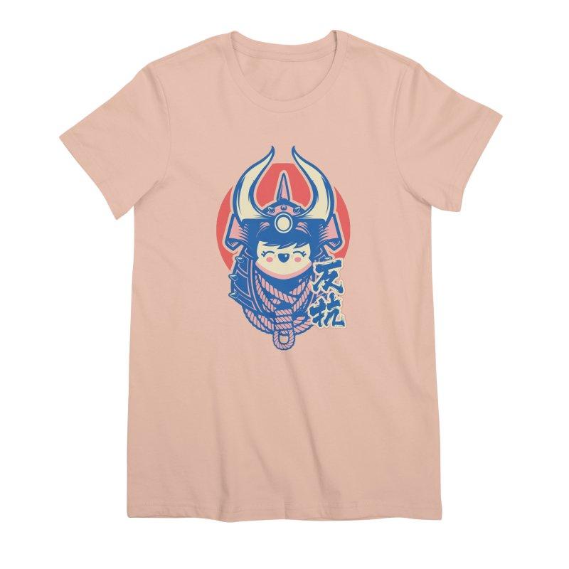 Kawaii Women's Premium T-Shirt by HYDRO74