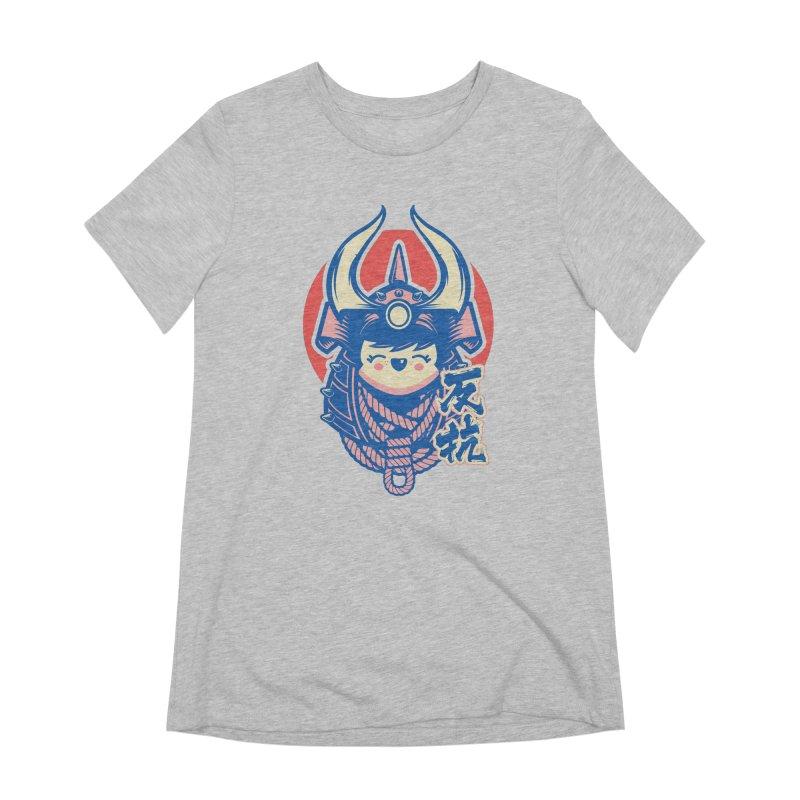 Kawaii Women's Extra Soft T-Shirt by HYDRO74