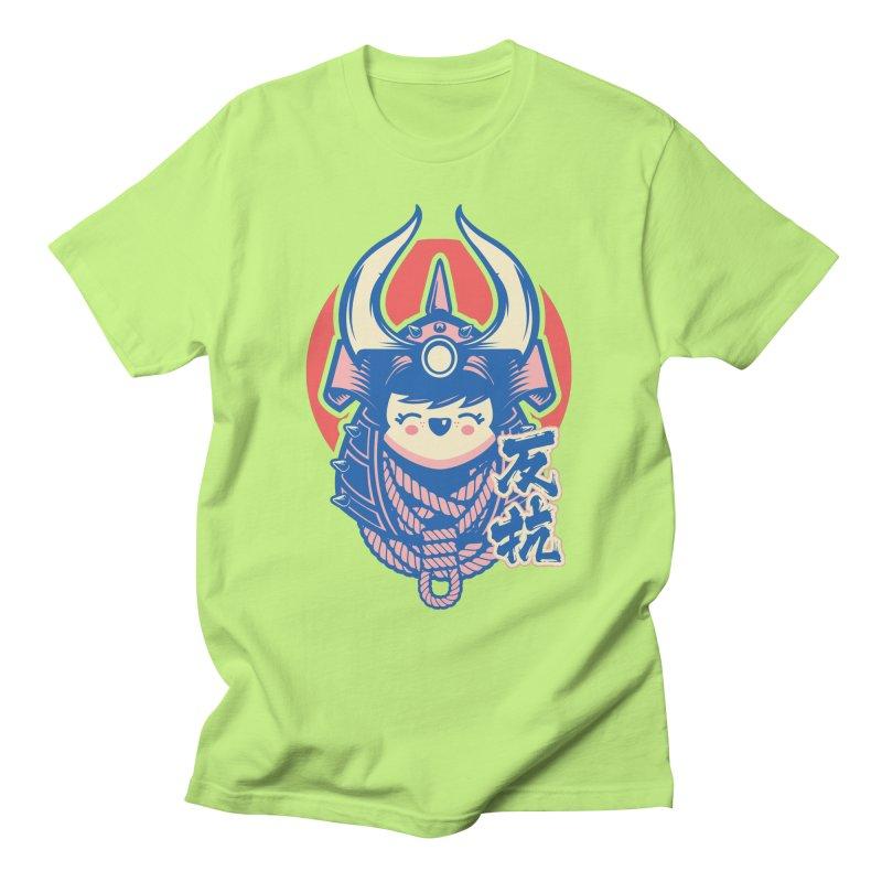 Kawaii Men's T-Shirt by HYDRO74